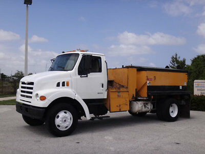 2001 Sterling Acterra L7500 Asphalt Tar Pothole Pro-Patch FL Truck
