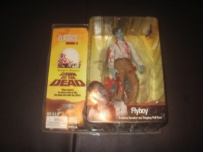 dawn of the dead flyboy figur actionfigur action figure neca cult classics