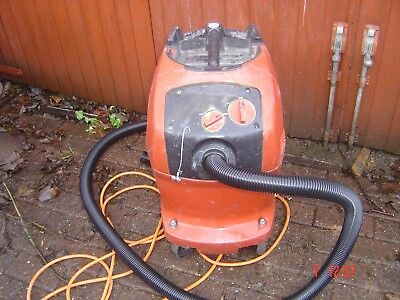 Hilti VC40 Industrial 110V Vacuum Dust extractor good motor filter Hose M Class