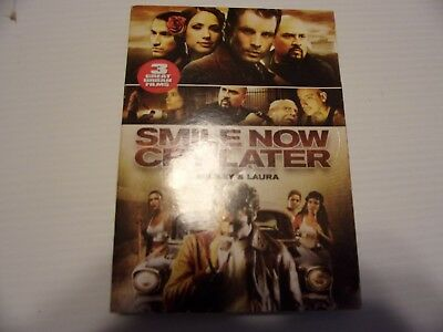Smile Now, Cry Later (DVD, 2014) Patrick Nuo/ Sabrina Perez