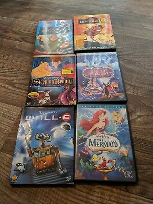 Disney DVD Lot