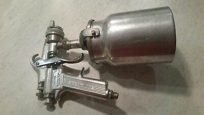 Devilbiss spray gun used