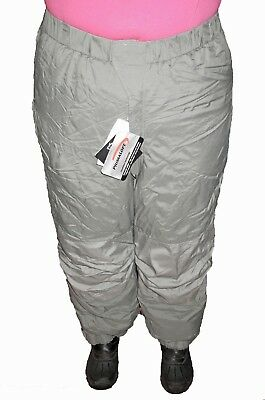 NEW US ARMY Military Surplus Primaloft Level 7 Pants ECWCS GEN III Large Regular
