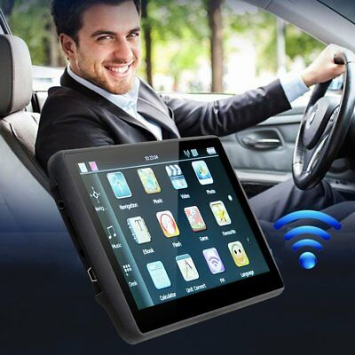 799 7-Inch 8GB ROM+128M RAM GPS Navigator Capacitive Touch Screen NavigationPG