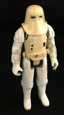 Imperial Snow Storm Trooper Vintage Star WARS Figure 1980 COOL
