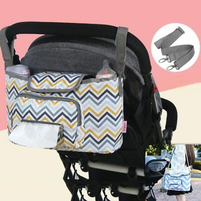 Parents Organizer Bag Perfect Gift for Baby Shower Fits All Strollers