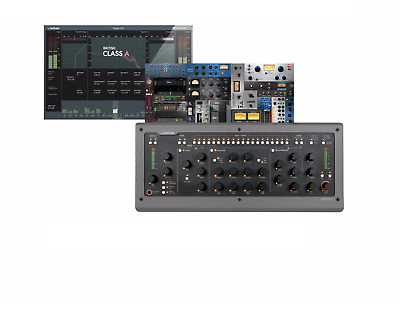 Softube Console 1 Mkii (V2) Hardware Mixer/software Controller/soft Tube Ssl
