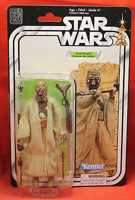 """Star Wars 6"""" Action Figure 40th Anniversary - Sand People"""