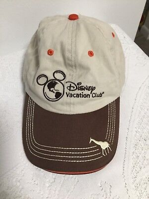 Disney Vacation Club Animal Kingdom Lodge Hat Cap