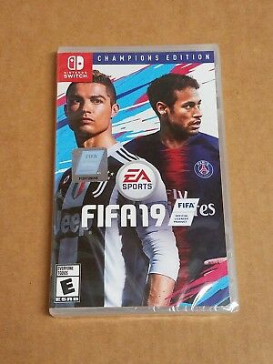 FIFA 19 Champions Edition - Nintendo Switch. Brand new.