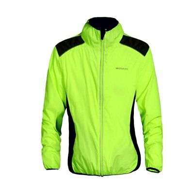 WOSAWE Outdoor Sports Long Sleeves Jacket Cycling Clothing Windproof Jacket G L5