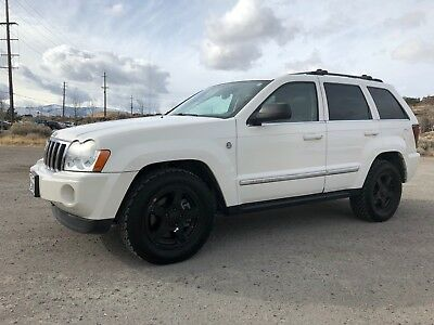 2005 Jeep Grand Cherokee Limited 2005 Jeep Grand Cherokee Limited excellent condition