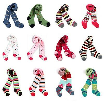 Baby Girls Footed Tights Pantyhose Boys Toddler Dance Socks All seasons