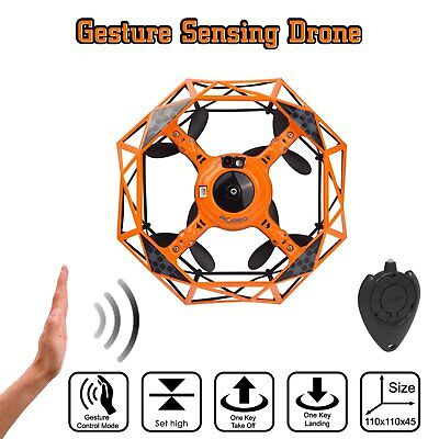 FX-32 RC Robot Toys Intelligent Following Control Gesture Induction Remote US TO