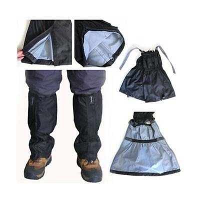 Waterproof Walking Gators Boot Hiking Climbing Leggings Trekking Gaiters Outdoor
