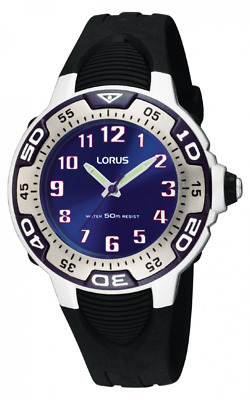Lorus Boys Silicon Strap Watch RRP £29.99 Our Price £21.95 Free UK Post