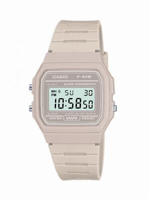 Gents Casio Grey Digital Watch F-91WC-8AEF RRP £22.00 Our Price 16.95