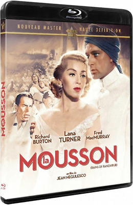 Blu Ray : La mousson - Richard Burton / Lana Turner - NEUF