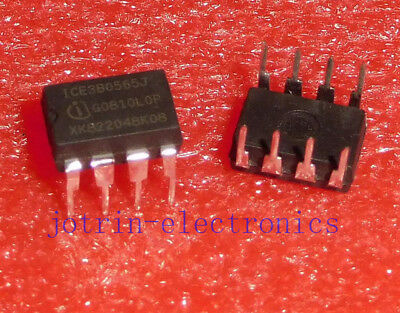 ICE2AS01 Power Supply SMPS Current Mode Controller IC