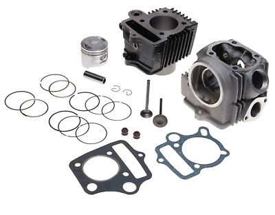 TMP Cylindre kit, Cylinder kit, 70ccm 4T ATV, King/Chopperek,Romet,Pony,Ogar 900