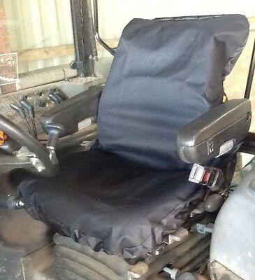 Heavy Duty Tractor Seat Covers Made in UK All Makes Waterproof Machine washable