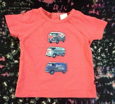 Jack & Milly Baby Boys T Shirt 00