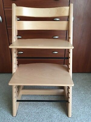 New Stokke Tripp Trapp High Chair Natural