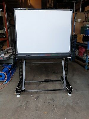 """Interactive Smart Board 50"""" With High End Aluminum Stand."""