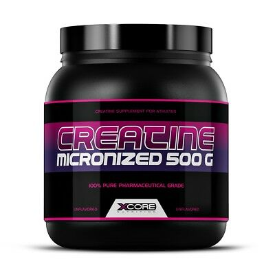 Creatina 500 Gr Xcore Nutrition