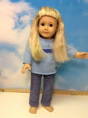 American Girl 2003 Doll Of The Year Kailey (F)