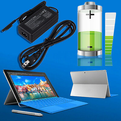 12V 2.58A AC Charger Adapter Power Supply For Microsoft Surface Pro 3 TableL9