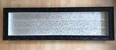 3 Tier Nail Polish  Wall Mounted Display in Black FRAME - WHITE/SILVER (POS)
