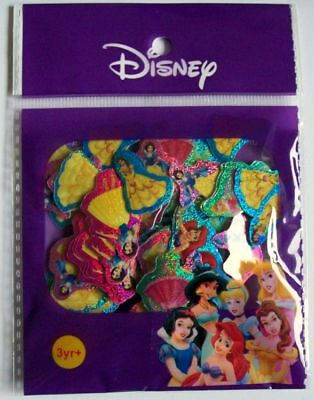 ca. 100 Glitzersticker  Disney Princess - Prinzessinnen