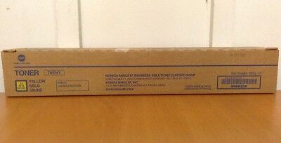 Konica Minolta TN514 Yellow Toner...