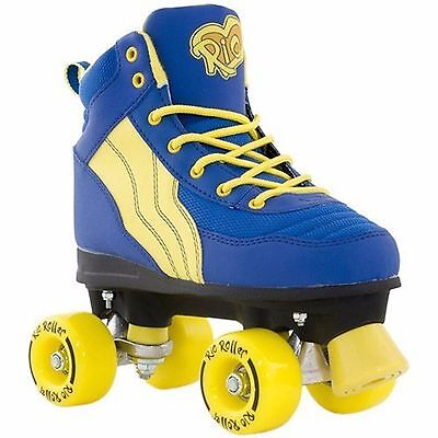 Rio Roller Pure Quad Skate in Blue