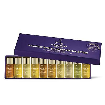 Aromatherapy Associates Miniature Collection Bath And Shower Oils 10 x 3ml