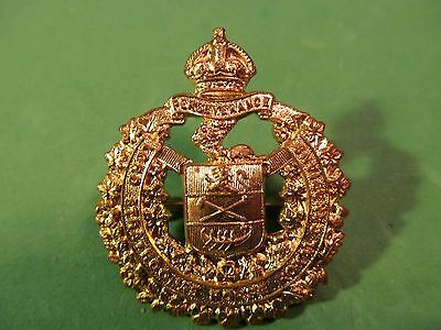 WW2 Canadian Lord Strathcona's Horse (Royal Canadian) Cap Badge