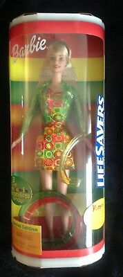 "Lifesavers ""School Cool"" Barbie Doll--Special Edition--2000--NRFB"