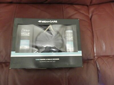 Mens Dove Gift Set. 3 items  in total