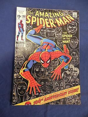 Marvel The Amazing Spider-Man #100 100th Anniversary Issue Near Mint Condition