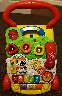 VTech Baby First Steps Baby plus 2 more Vtech items.