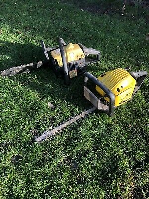 2x Mcculloch Chainsaw And Hedge Cutter Spares Or Repair
