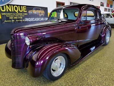 1938 Chevrolet Master  1938 Chevrolet Coupe Streetrod!  TRADES OFFERS!!!!