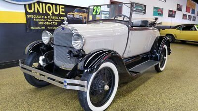 1929 Ford Model A Roadster w/Rumbleseat 1929 Ford Model A Roadster w/ Rumbleseat! TRADES?