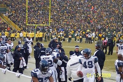 Green Bay Packers VS Detroit Lions  December 30, 2018   22 yd Ln      Row 1