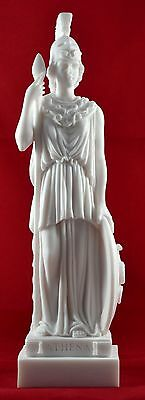 athena greek statue figure wisdom goddess NEW Free Shipping - Tracking