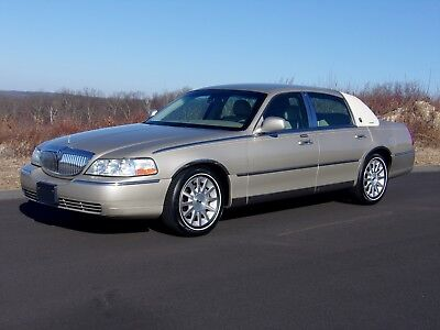 2007 Lincoln Town Car signature PRESIDENTIAL EDITION