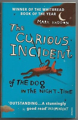 The Curious Incident of the Dog in the Night-time by Mark Haddon (Paperback, 200