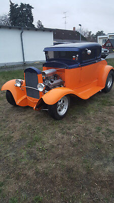1931 Ford Model A Hot Rod mit Papiere