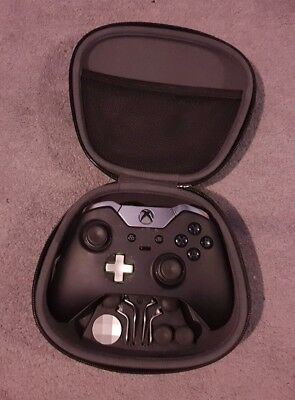 Official Xbox One Elite Wireless Controller Black/Silver